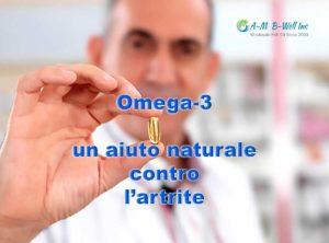 artrite omega-3