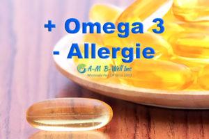Omega-3 Allergie